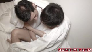 Young gay Asian asshole restructured with anal loving cock