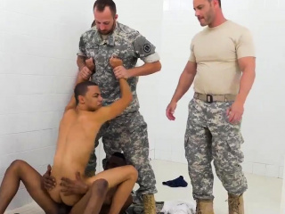 Gay military porn galleries R&R, the Army69 way