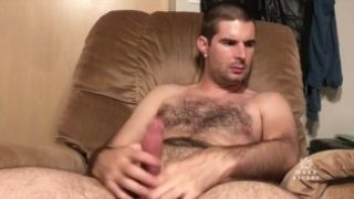 Dempsey Stearns Returns Pornstar Jerk Off Big Cumload