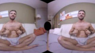 VirtualRealGay.com – Shake it up Living room