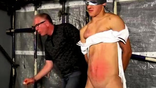 Gay bareback sex The Master Drains The Student