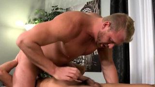 Gay masseur fucked hard