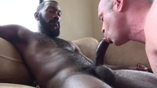 Interracial butt sex – Factory Video