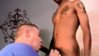 Teen boys amateur wanking gay A Hung Black Straight Dick