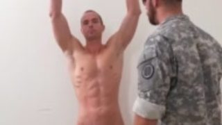 Army cocks movie gay first time Extra Training for the Newbies