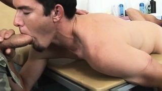 Boys team physical exam tubes gay David was a bit