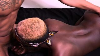 DRE DRE DICKS DOWN MONTAYY'S PHAT ASS WITH LONG BLACK MEAT