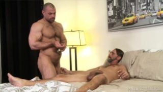 Big Muscle For Big Cock – ExtraBigDicks