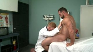 Dr. Anthony Fully Examens Jaxton Wheeler's Fat Cock- PrideStudios