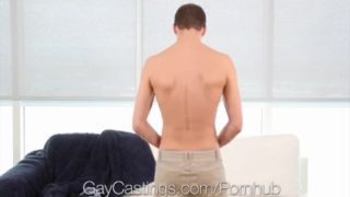 GayCastings – Kory Houstons Fucked by Casting Agent in First Scene