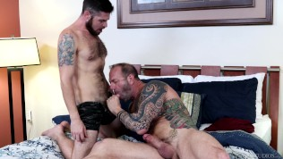 ExtraBigDicks – Vic Rocco Fucks With His Thick Cock